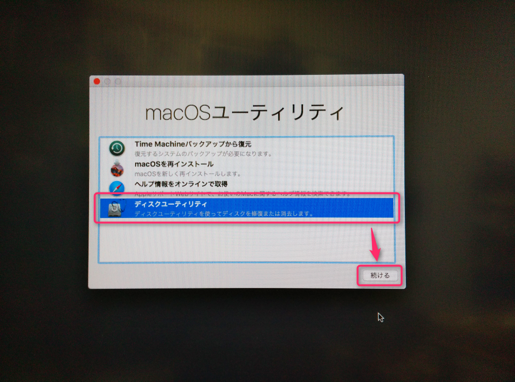 Mac timemachine 外 付け hdd