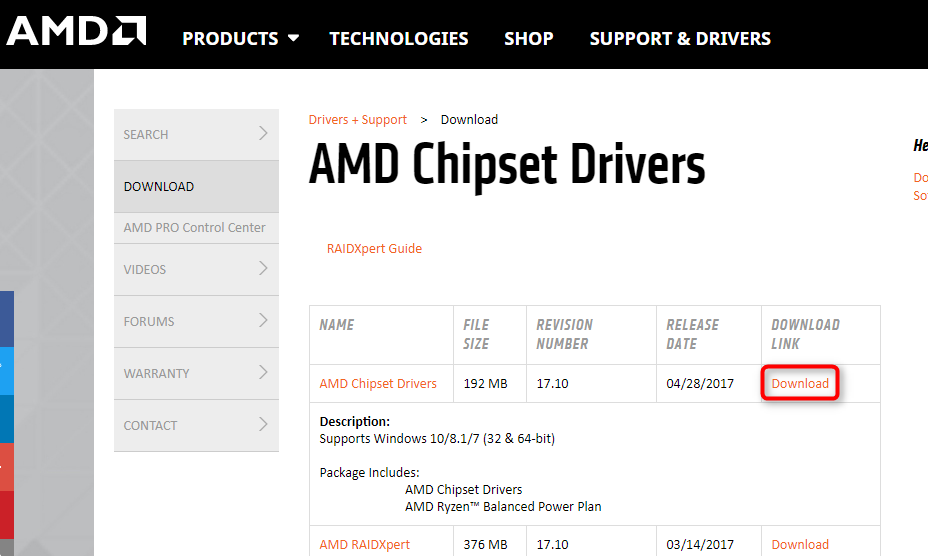 Chipset driver. Is it really necessary? - Windows 7 Help ...