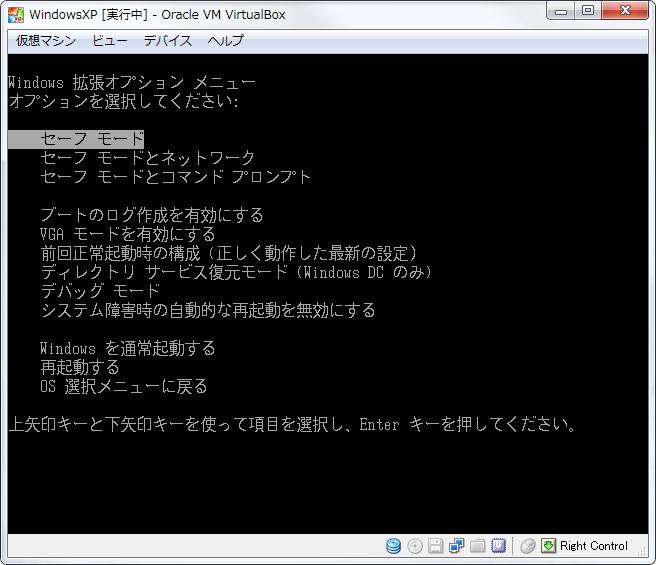 VirtualBox_XP_Direct3D009.png